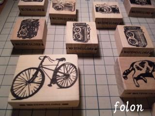 カメラ&自転車