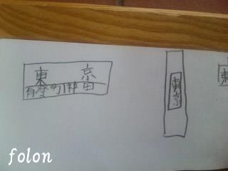 東京駅(笑)