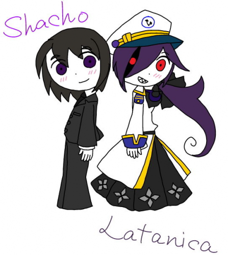 社長&ラタニ子