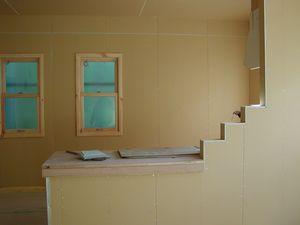 キッチン作り2