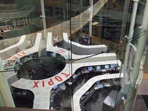 東京証券取引所11