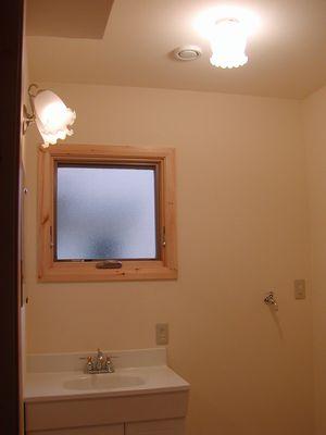 1階洗面所照明2