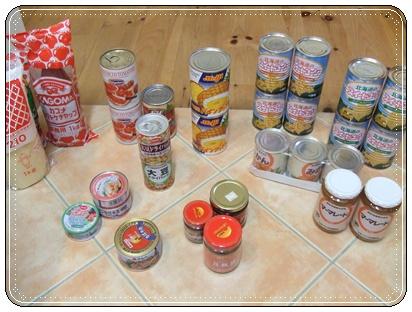 缶類を分ける