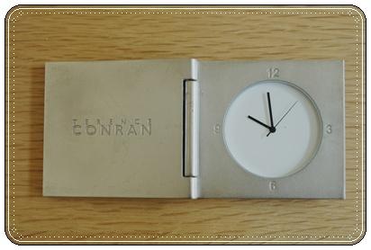 CONRAN置時計1