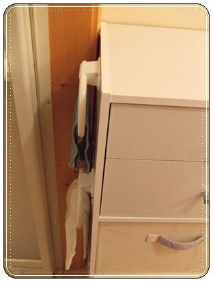 風呂ドアにぶつからない