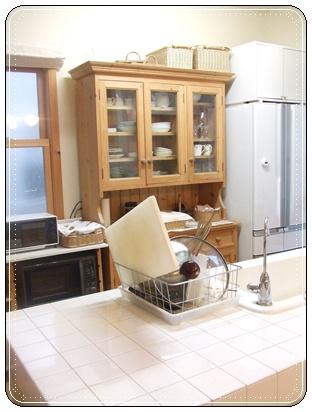 食器洗い後