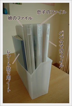 Seriaのファイルケース