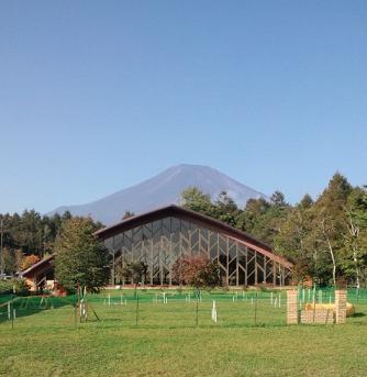 ワフ富士山