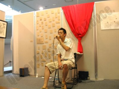 Rainbow Arts 2010 Yosuke ライヴ その1