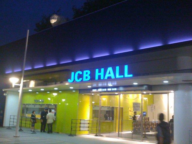 JCB HALL 画像