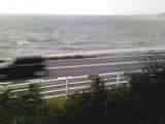 宍道湖北岸
