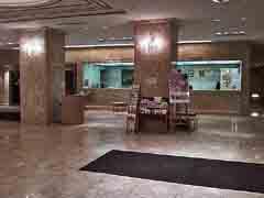 ホテルセンチュリー21広島 ロビー