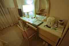 ホテルセンチュリー21広島 デスク