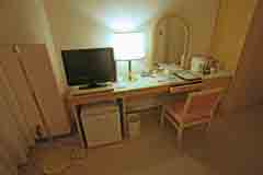 ホテルセンチュリー21広島 デスク2