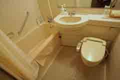 ホテルセンチュリー21 バスルーム