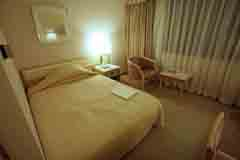 ホテルセンチュリー21 ベッド
