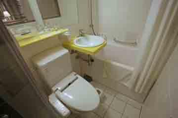 オリエンタルホテル広島 バスルーム