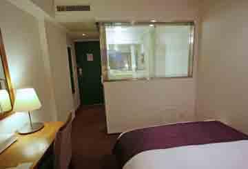 オリエンタルホテル広島 シングルルーム