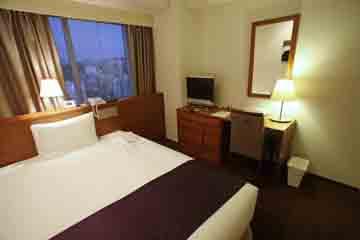 オリエンタルホテル広島 デスク