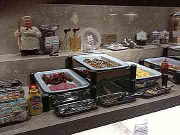 広島オリエンタルホテル NEW YORK CAFE