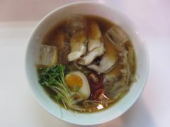 中華そば 無限【七】-4