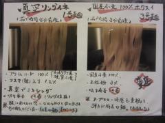麬にかけろ 中崎壱丁 中崎商店會 1-6-18号ラーメン 【八】-8