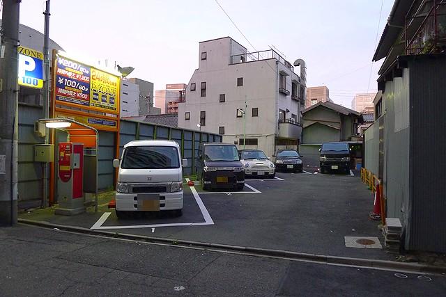 ピーゾーン 名駅5丁目第2駐車場001