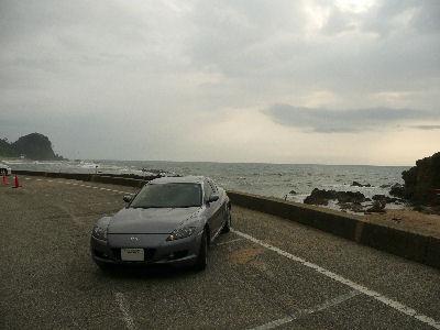 SE3Pと日本海