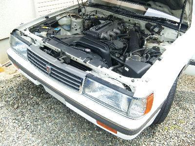 マツダJF型1997cc、V6エンジン