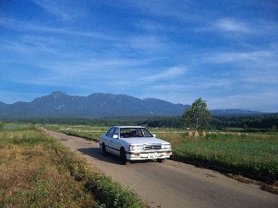 HCルーチェV6と夏の八ヶ岳