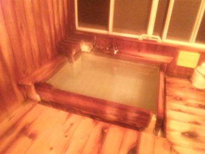 硫黄のにおいのする乗鞍の温泉