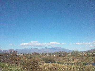 2010年 秋の浅間山