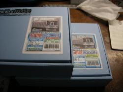 小田急コーポレートマーク印刷済みなんですが・・・