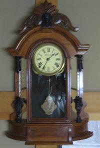 レトロ レトロ 美人な時計