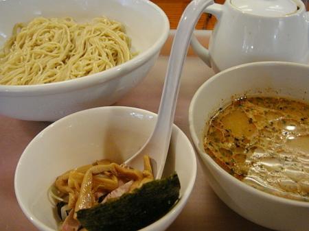 イツワつけ麺@イツワ製麺所食堂