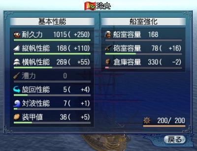 2代目装甲戦列2