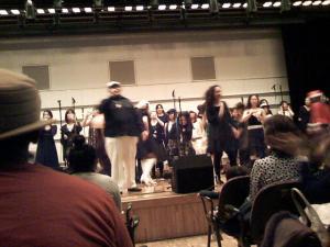 横ヤン on Stage