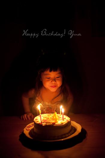 4歳誕生日-14