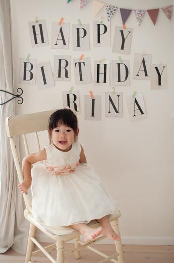 2歳誕生日-1