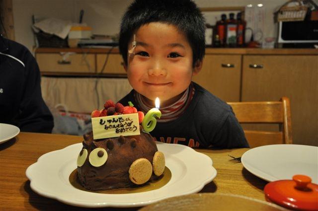 2009シュンタ誕生日