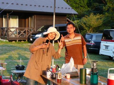 2009SWキャンプin椿