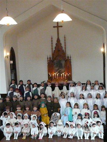 20091219 クリスマス会、忘年会