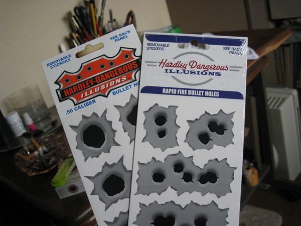 Bullet holes (2)