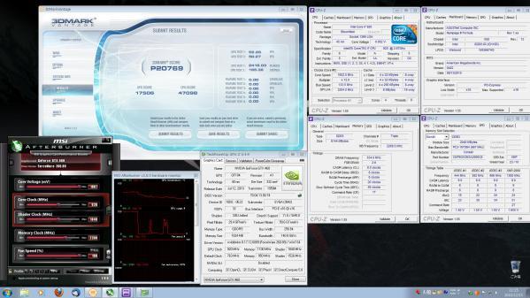 EVGA CPU定格GPU920MHz