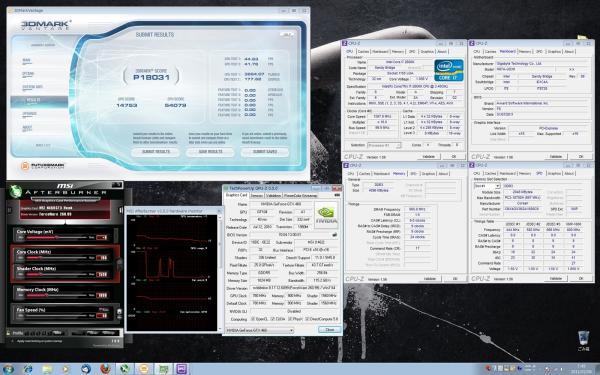 【18031】MSI2600K CP定格 GPU定格 RAID