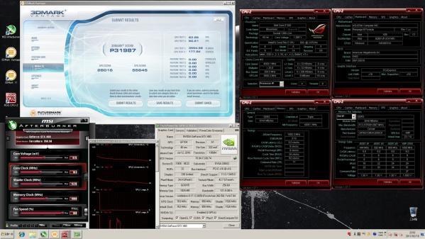 【31987】 GTX460SLI CPU4.0GHz