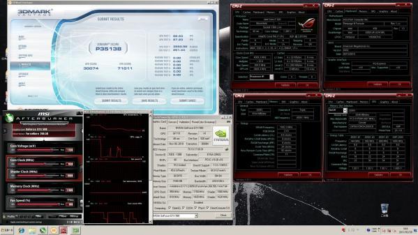 【35138】GTX580 CPU4.0GHz GPU950MHz