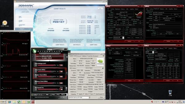 【28167】GTX580 CPU定格 GPU980 mem2400