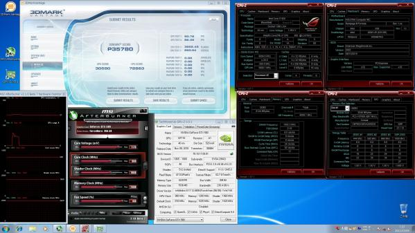 【35780】GTX580 CPU4.0GHz Core980Mem2400-2
