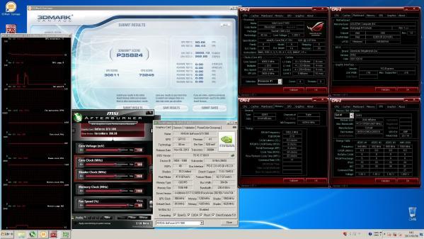 【35824】GTX580 CPU4.0GHzGPU980MHz
